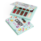 CANDY BAR Eye Shadow Palette, Eye Shadow Keeper (set 1)