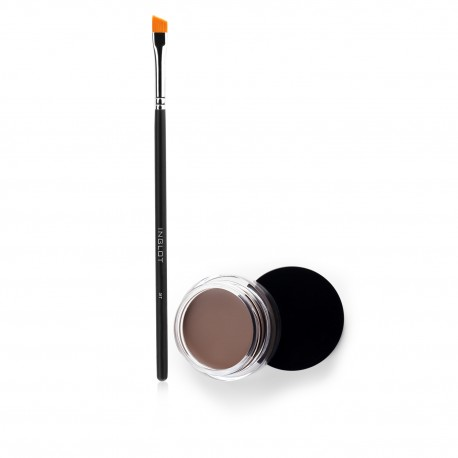 AMC Brow Liner Gel 16, Makeup Brush 31T (set 5)