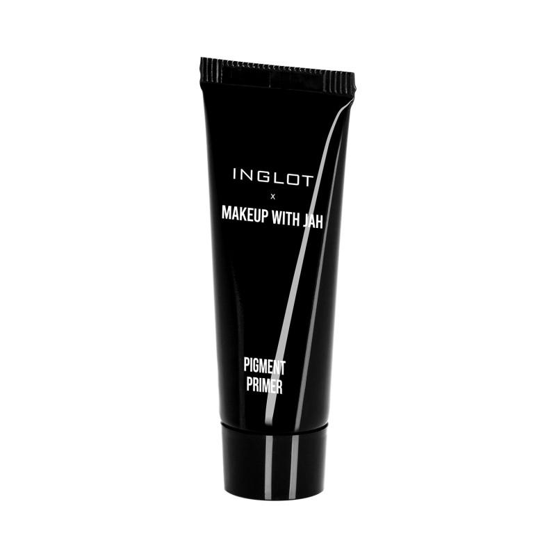 INGLOT x Makeup with Jah Pigment Primer