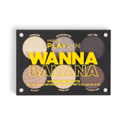 INGLOT PLAYINN Wanna Banana Eyeshadow Palette icon