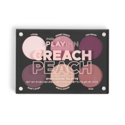 INGLOT PLAYINN Creach Peach Eyeshadow Palette