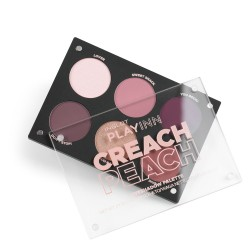 INGLOT PLAYINN Creach Peach Eyeshadow Palette