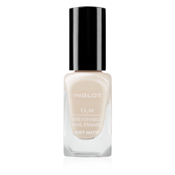 O2M Breathable Nail Enamel SOFT MATTE 501