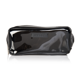 Cosmetic Bag Transparent Black XL (R23700) icon