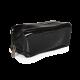 Cosmetic Bag Transparent Black XL (R23700)