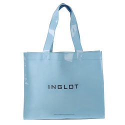 Patented Shopping Bag Pastel Blue