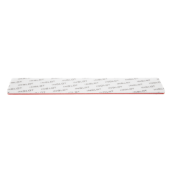 Nail File (80/100) Red