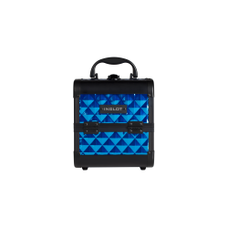 Makeup Case Diamond Mini Blue