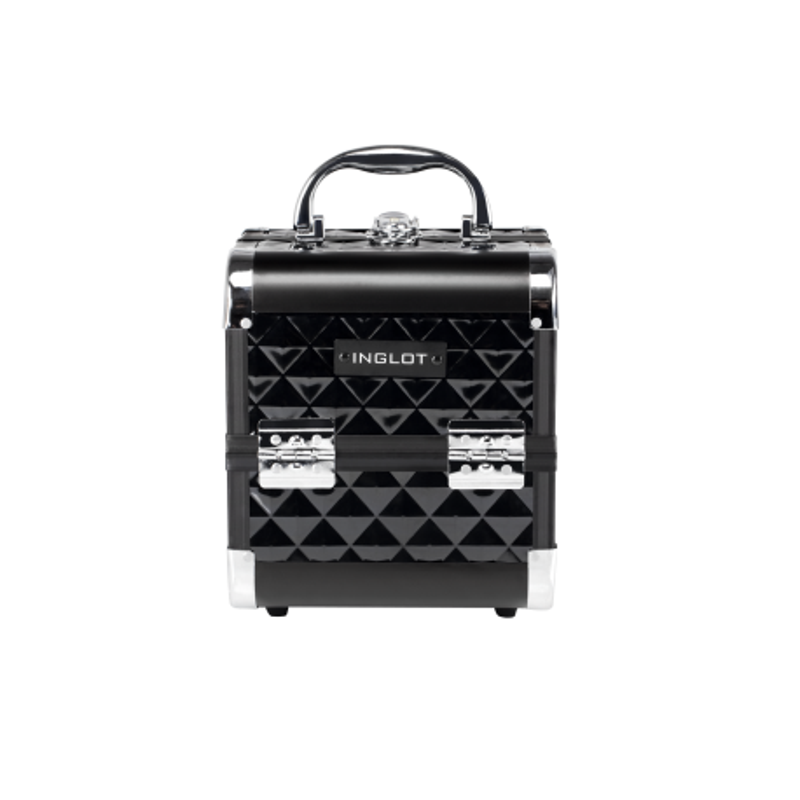 Makeup Case Diamond Mini Black