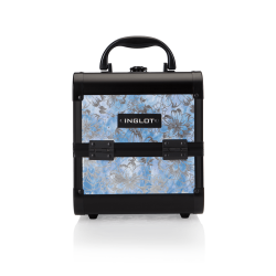 Makeup Case Mini Flower Blue (MB152M Flower Blue)
