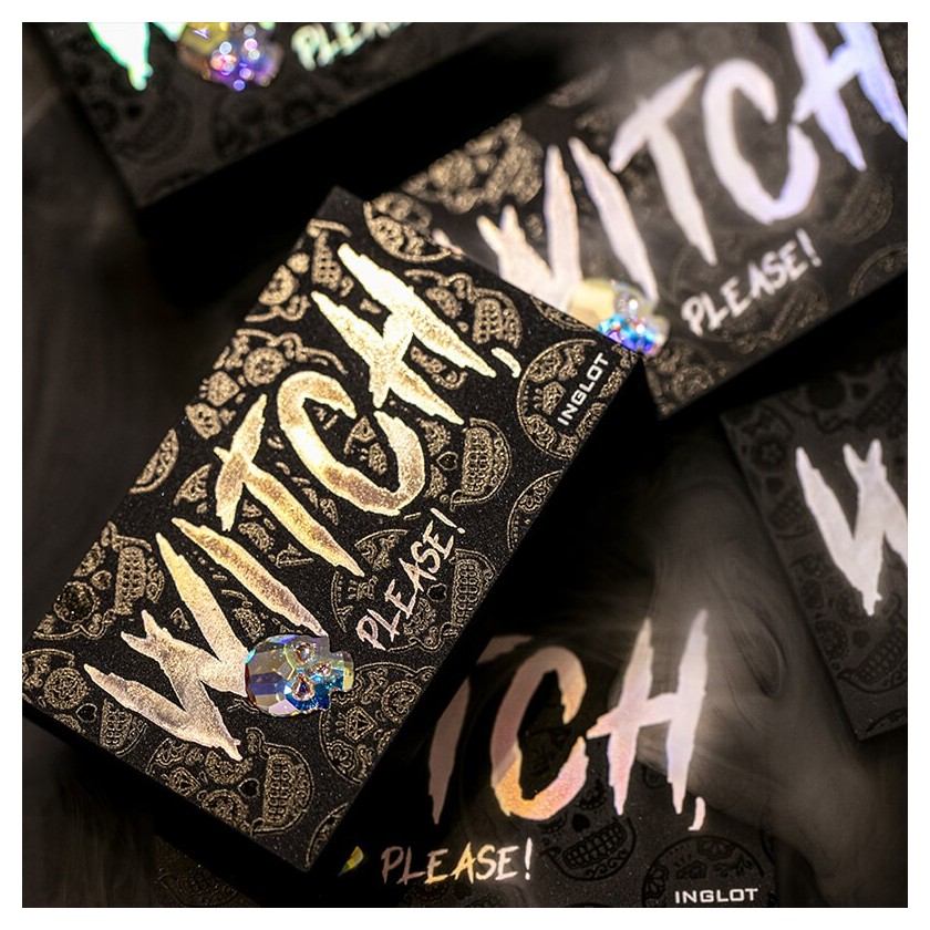 Get ready for the spooky Fall with the NEW IN  Freedom System Palette Witch, Please!