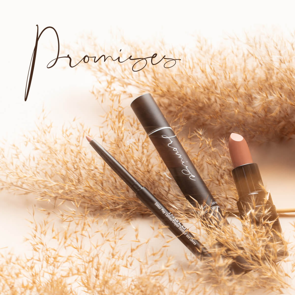 Perfect makeup no-makeup? Nothing easier! Discover our Promises collection